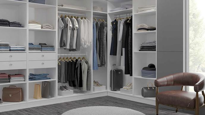 如何使你梦想的更衣室,成为现实?