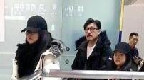 李湘po女儿近照本以为又瘦了, 可网友po照却又壮了不少, 腿很诧异