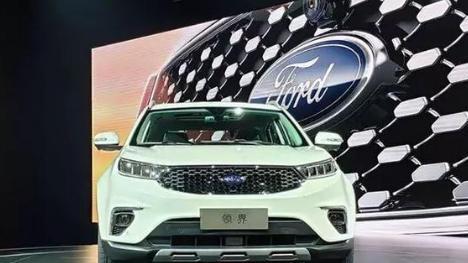 福特领界上市在即, 这款被称为最便宜的合资SUV不一般!