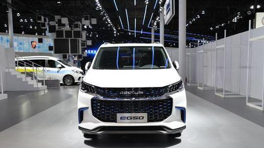 大通推出纯电新车型,内饰不错,续航略寒酸
