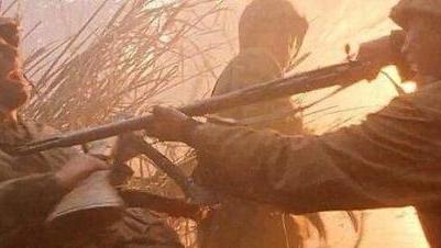 为什么《血战钢锯岭》中美军在近距离作战会打不过日军是比较弱吗