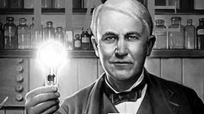 为什么说爱迪生只是一个商人,并不是一个发明家