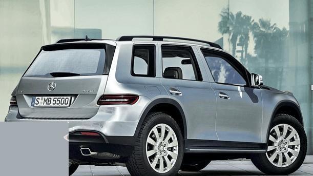 奔驰GLB正式亮相, 空间颜值兼具, 1.5T+9AT+四驱还买啥汉兰达