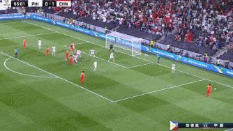 國足3-0菲律賓兩連勝確定亞洲杯出線! 武磊兩發凌空世界波!