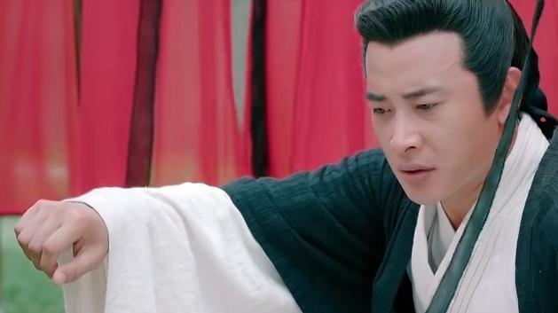 封神演义:妲己为保护杨戬,说自己爱慕商王,狠心斩断情丝