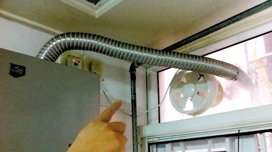 不知如何安装燃气热水器,专业安装师傅为你3招解决疑难!
