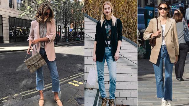在尴尬的季节,怎么穿搭?四个简单易学的搭配,承包你春天的时髦