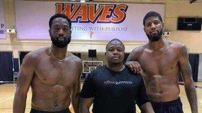 當今聯盟身材最完美的五位NBA球員, 第一像麥迪第三逆天臂展