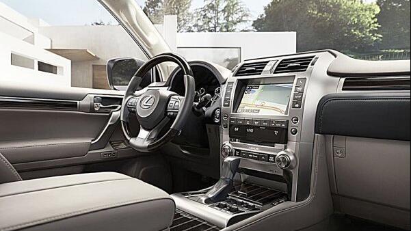 迎战宝马X7与奔驰GLS,造型更新,硬汉之选雷克萨斯新款GX 460