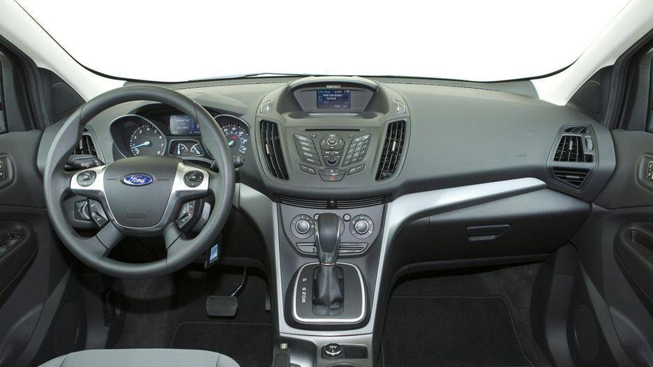 2014福特Escape SE评论:福特跨界奖励价值