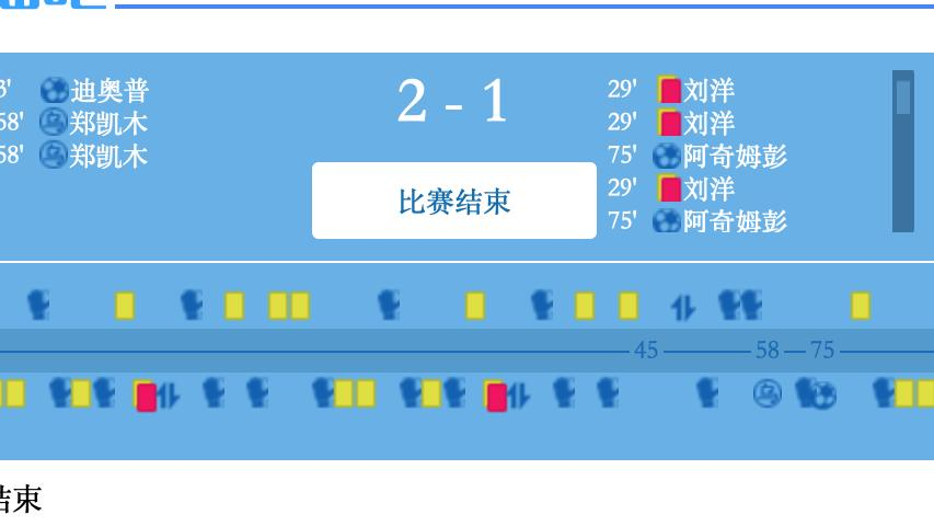 9黄2红让不重要的比赛变焦点马宁成卡牌大师,如此出牌决绝下轮北京国安要笑了