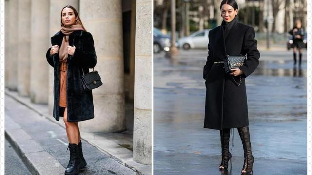 冬天要穿什么?除了棉裤你还要有这四种服装,既保暖又时髦