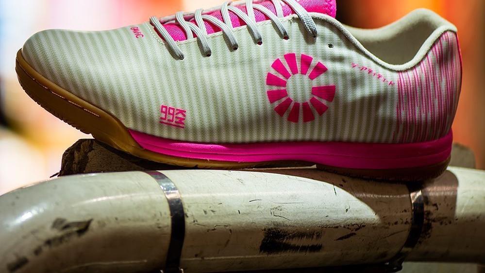 GAViC发布新配色KM99室内五人制足球鞋