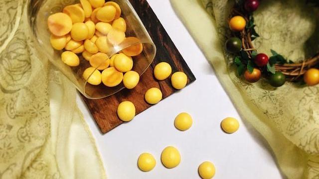 蛋黄溶豆做法简单,掌握基本原理,想吃什么口味轻松搞掂