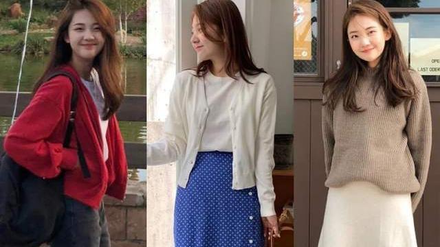 想要穿出休闲减龄感,还是韩系穿搭最能打,拥有这4件单品就行了