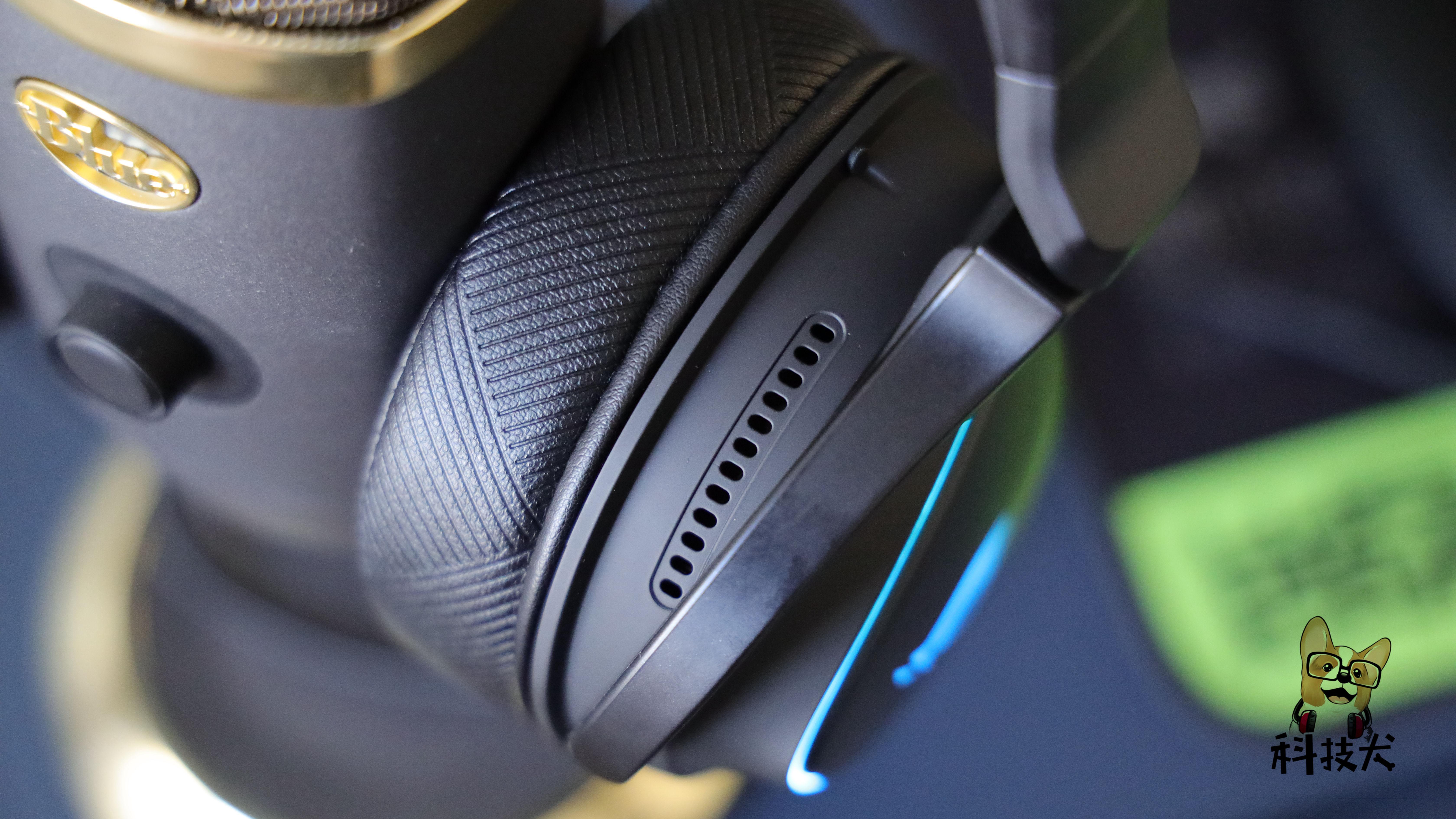 ROG棱镜S游戏耳机评测:超轻设计佩戴舒适 时刻洞察敌方动向