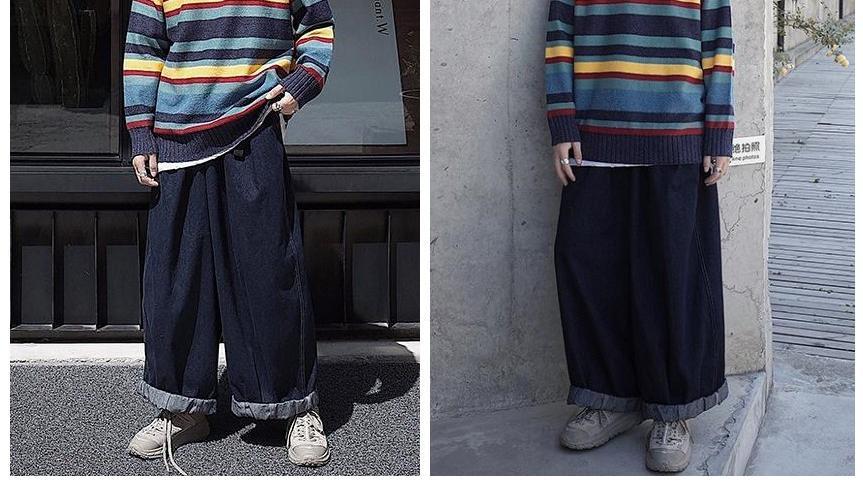 男生冬季穿搭指南 助你轻松打造时尚潮男形象!