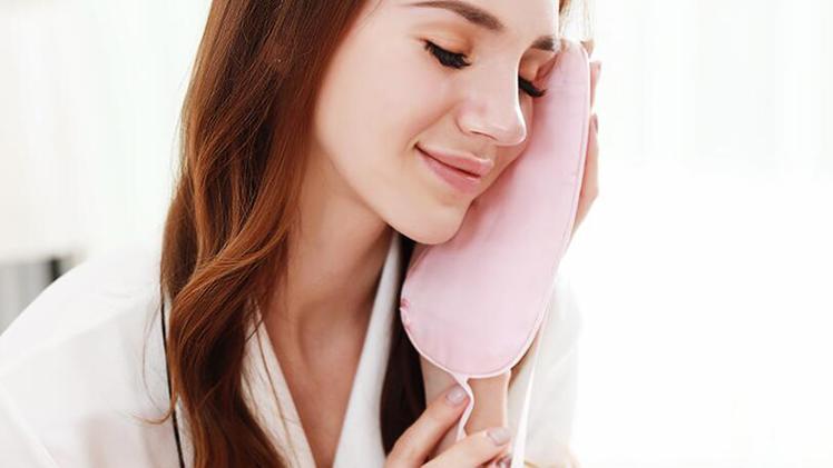 遮光眼罩,仙女的午休神器