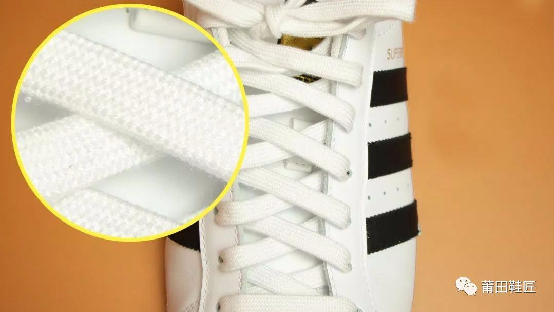 鞋王拆解 | Adidas superstar经典贝壳头
