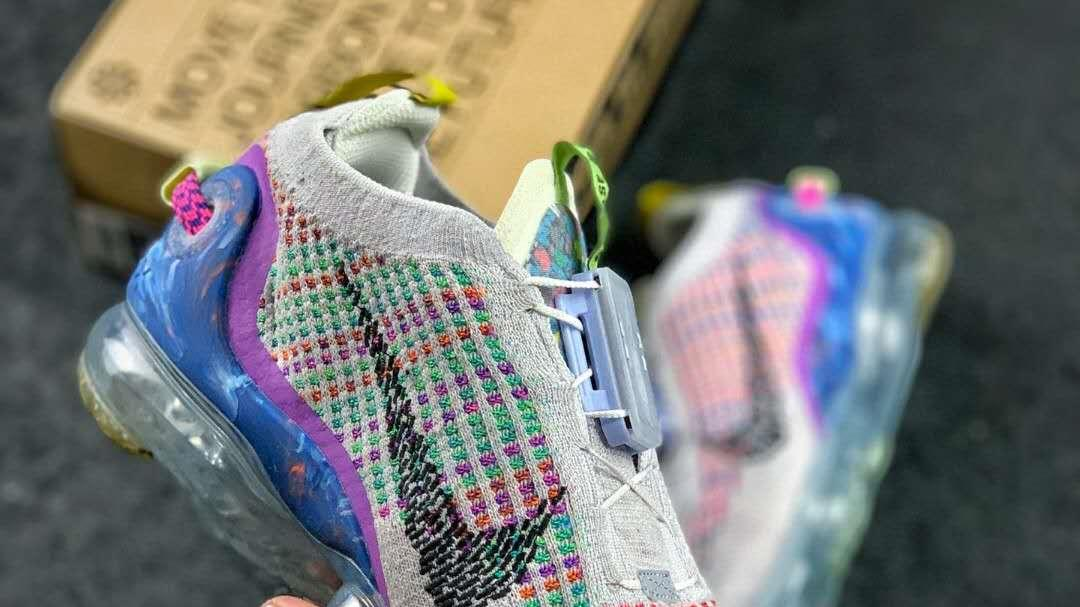 Nike Air VaporMax 2020 Flyknit休闲运动全掌大气垫跑鞋