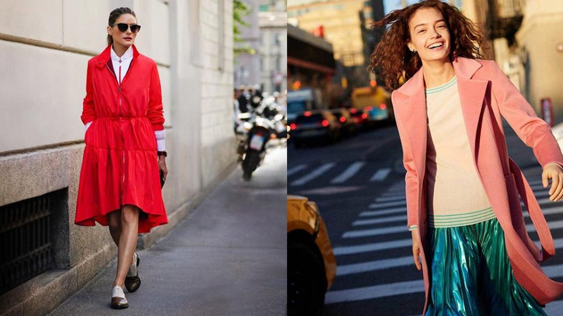 """OL穿搭很无趣?这个意大利品牌教你""""四色""""穿搭,走在时髦前端"""