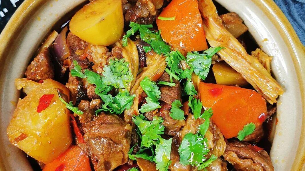秋冬暖胃,一锅下肚,全身暖洋洋的