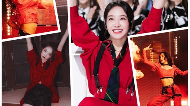 """夏天穿什么颜色好?当然是穿着""""红油火锅""""在空调房里散发魅力"""