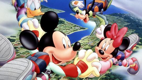 全球动漫IP排行榜TOP5,小熊维尼上榜,第一竟会是它?
