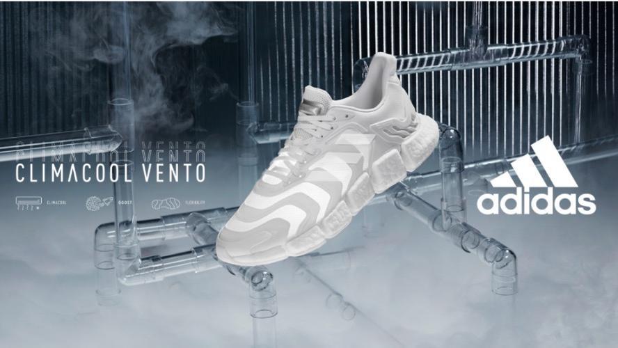 """全新adidas CLIMACOOL VENTO限定款助跑者""""脚下生风""""!"""