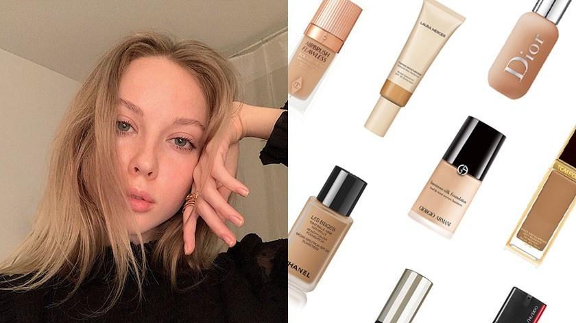 这些最适干燥肌肤女生合用的粉底和上妆技巧,快快记下来!