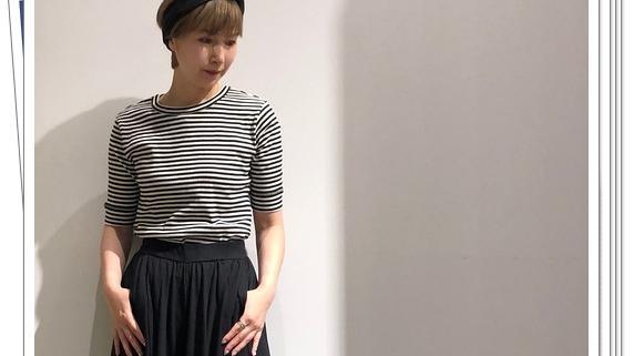 黑色裙裤的夏季穿搭,既美丽又休闲的阔腿裤造型推荐