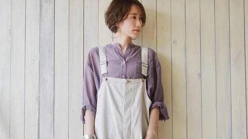 日本主妇晒四十岁的穿搭美照走红朋友圈:好好穿搭,慢慢变老