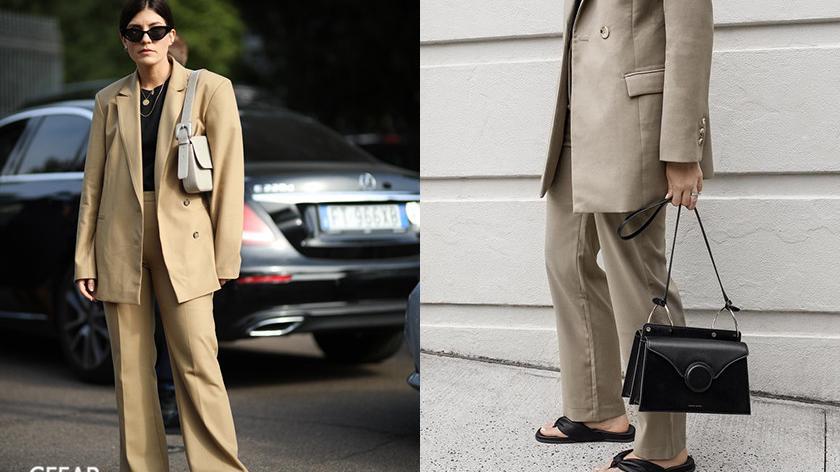 打造极简风格穿搭必:本季时髦博主们的鞋柜中都有这双鞋!