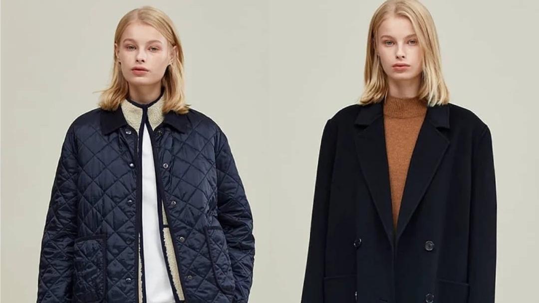 冬季外套要如何选? 不妨试试这位博主的穿搭示范, 温暖与时髦并存