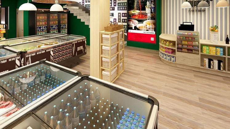投资新宠,加盟一家火锅食材超市需要投入多少?