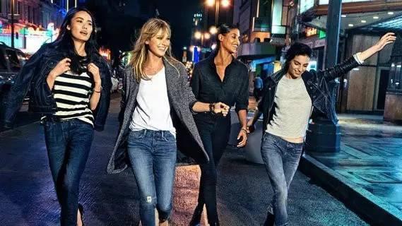 男式牛仔裤拉链是为了方便,那女式牛仔裤的拉链到底有什么用?