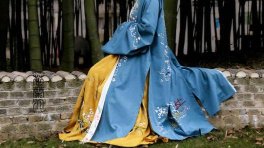 汉服秋冬季穿搭指南:马面裙和百迭裙,到底哪个更藏衣又显瘦呢?