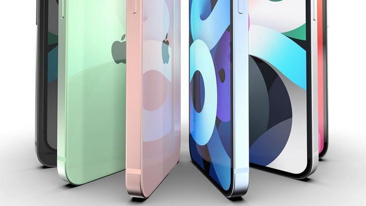 iPhone 12系列内存配置曝光:64GB起步是否够用?