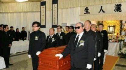 演了一辈子配角,去世前留下4个老婆7个孩子,半个香港明星送行