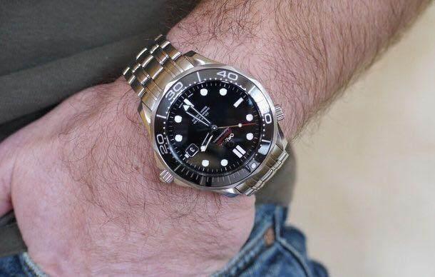 MK厂欧米茄复刻表潜水表经典潜水先锋,欧米茄海马300腕表鉴赏