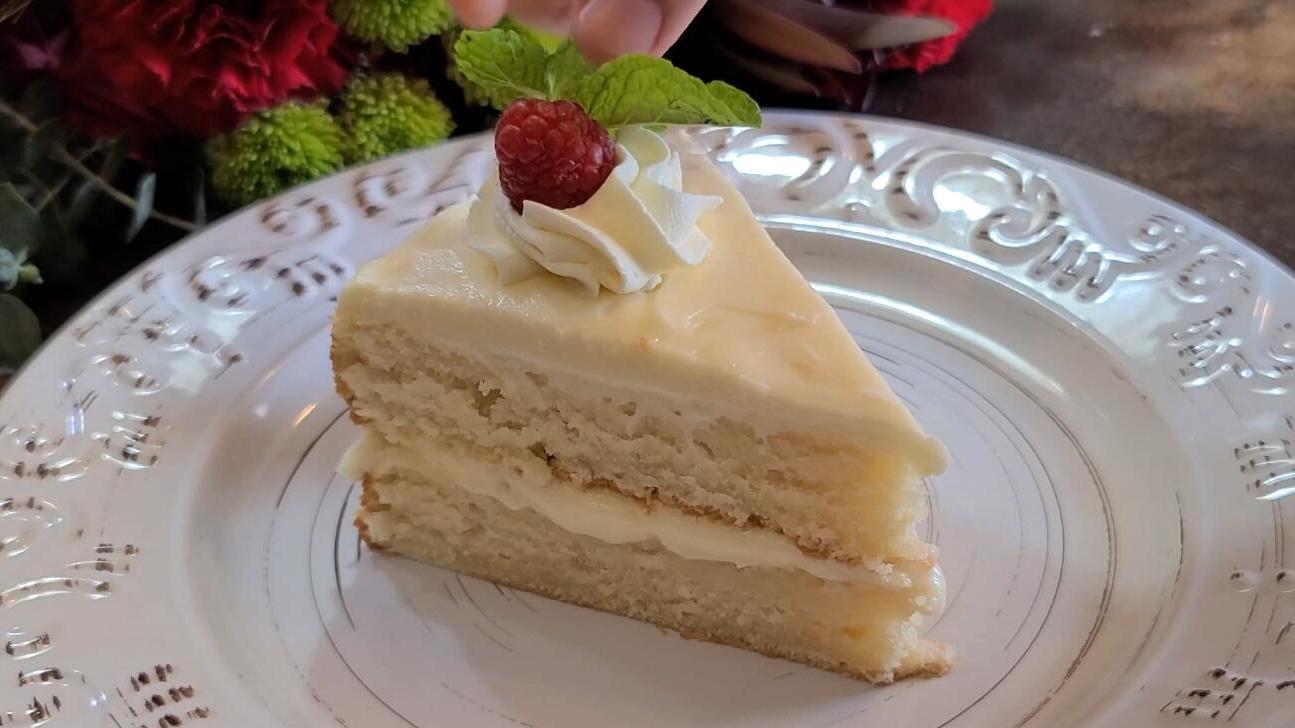 无法抵御的北美黄油奶酪蛋糕!咬一口沁人心脾!做法简单又好吃!