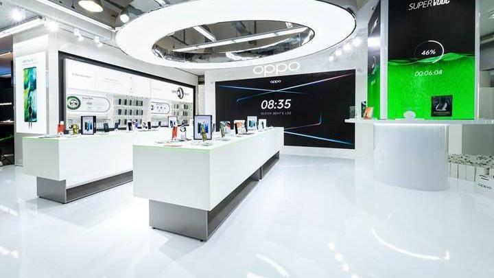 欧洲TOP5和3倍增速!OPPO德国首家旗舰店开业,背后布局值得深思