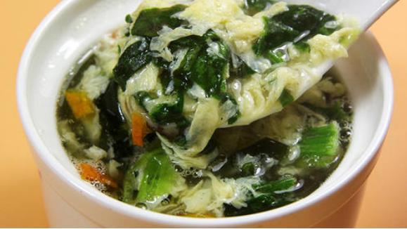 精选美食:干煸大肠,红油金针菇,西兰花烤鸡胸肉,芙蓉鲜蔬汤