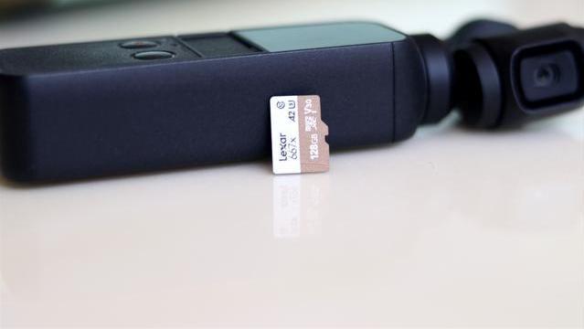口袋相机内存卡的首选:Lexar雷克沙 667x 128G TF卡评测