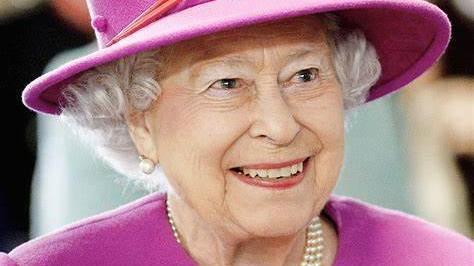 英女王全国讲话未涂钟爱的粉色口红,佩戴罕见胸针,装扮暗含深意