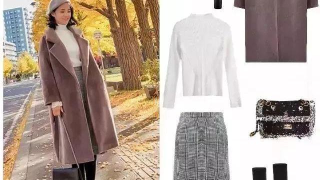 四五十岁的女人冬天尽量多穿这7种大衣,显大气不说,还特时尚
