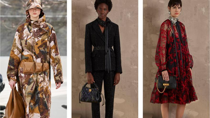 巴黎时装周丨Mulberry(迈宝瑞) 2020秋冬系列让女性在现实中拥有柔美的英伦复古风气质