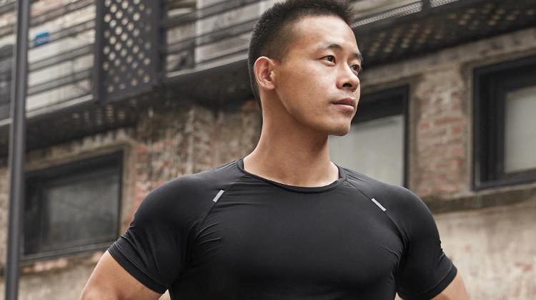 秋冬季选购春夏健身短袖T恤,应该会更实惠,健身小哥看过来