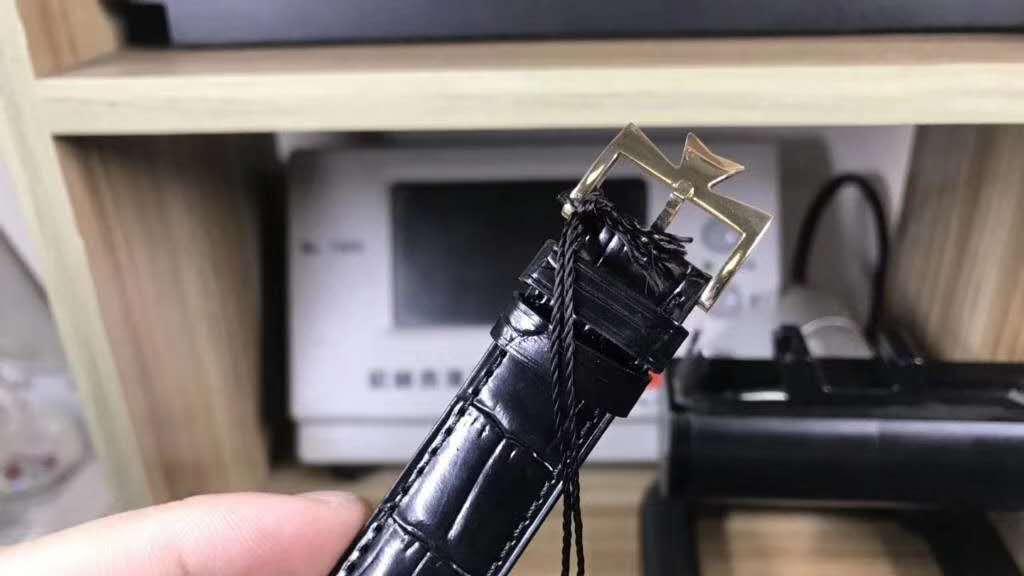深度评测丨VC江诗丹顿传承81180商务正装腕表