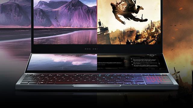 5万块的笔记本电脑是什么样?总算是见识到,ROG太牛了